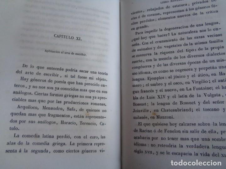Libros antiguos: La creación. Tomo Segundo - M. Edgar Quinet. - Foto 8 - 224897181