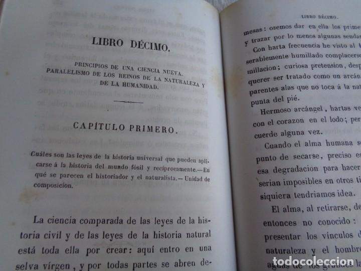 Libros antiguos: La creación. Tomo Segundo - M. Edgar Quinet. - Foto 9 - 224897181
