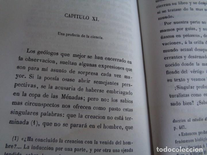 Libros antiguos: La creación. Tomo Segundo - M. Edgar Quinet. - Foto 14 - 224897181