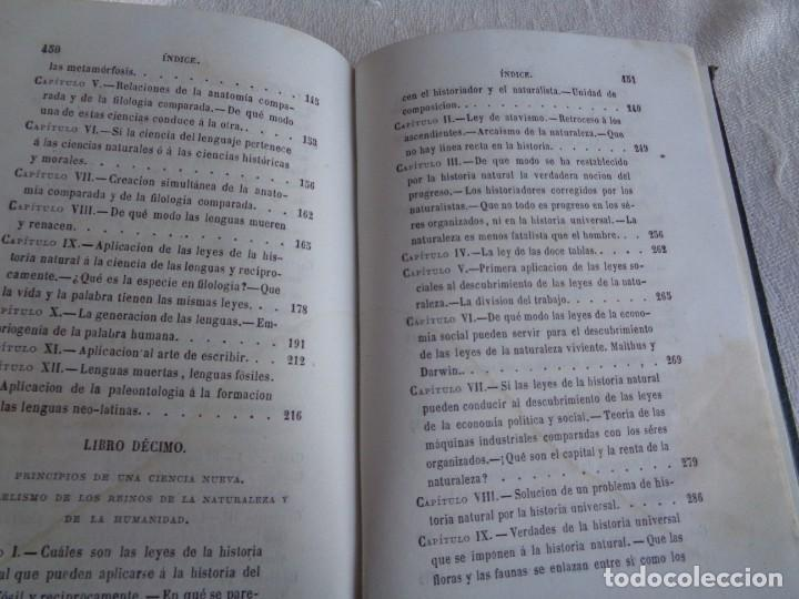Libros antiguos: La creación. Tomo Segundo - M. Edgar Quinet. - Foto 17 - 224897181