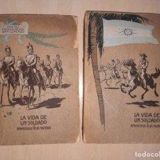 Libros antiguos: LA VIDA DE UN SOLDADO O REMINISCENCIAS DE LAS FRONTERAS (OBRA ÍNTEGRA 1909) FOTHERINGHAM, IGNACIO H.. Lote 224990302