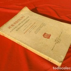 Libros antiguos: DOS MIL QUINIENTAS VOCES (1922) CASTIZAS Y BIEN AUTORIZADAS -F.RODRIGUEZ -REAL ACADEMIA ESPAÑOLA RAE. Lote 225072110