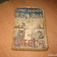 Livros antigos: LA TECA. Lote 225098130