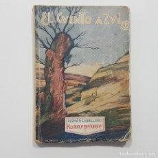 Libros antiguos: EL CUENTO AZUL. FERNAN CABALLERO. MAS HONOR QUE HONORES. PRENSA MODERNA, HACIA 1920.ILUSTRACIONES. Lote 225352012