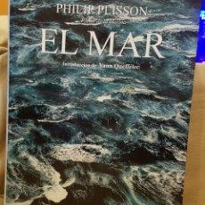 Libros antiguos: EL MAR - PHILIP PLISSON. Lote 225366440