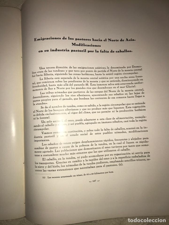 Libros antiguos: Recopilación de estudios de cría caballar por el marqués de Negrón y equitacion hipica caballos - Foto 11 - 112132702