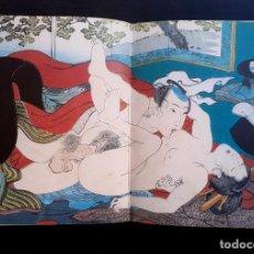 Libri antichi: 1981 - EL ARTE ERÓTICO JAPONÉS - MUY ILUSTRADO - EROTISMO, ORIENTE, JAPÓN, SHUNGA - 28 X 22 CM.. Lote 225994135