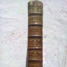 Livres anciens: AÑO 1790, LIBRO DEL SIGLO XVIII. MÁS DE 230 AÑOS DE ANTIGUEDAD. Lote 226054218