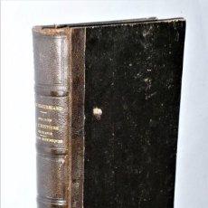 Libros antiguos: OEUVRES COMPLÈTES DE CHATEAUBRIAND. TOMOS 9 Y 10 EN UN VOLÚMEN. Lote 226075746