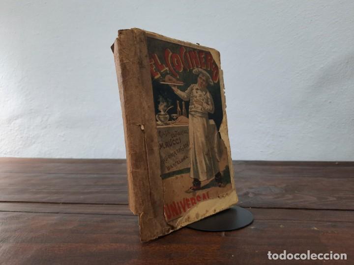 EL COCINERO UNIVERSAL O ARTE DE GUISAR AL ESTILO MODERNO - A. DE NAIT - MAUCCI, 1906, 5ª ED., BCN (Libros Antiguos, Raros y Curiosos - Cocina y Gastronomía)
