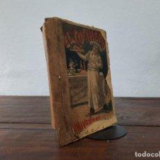 Libros antiguos: EL COCINERO UNIVERSAL O ARTE DE GUISAR AL ESTILO MODERNO - A. DE NAIT - MAUCCI, 1906, 5ª ED., BCN. Lote 240735670