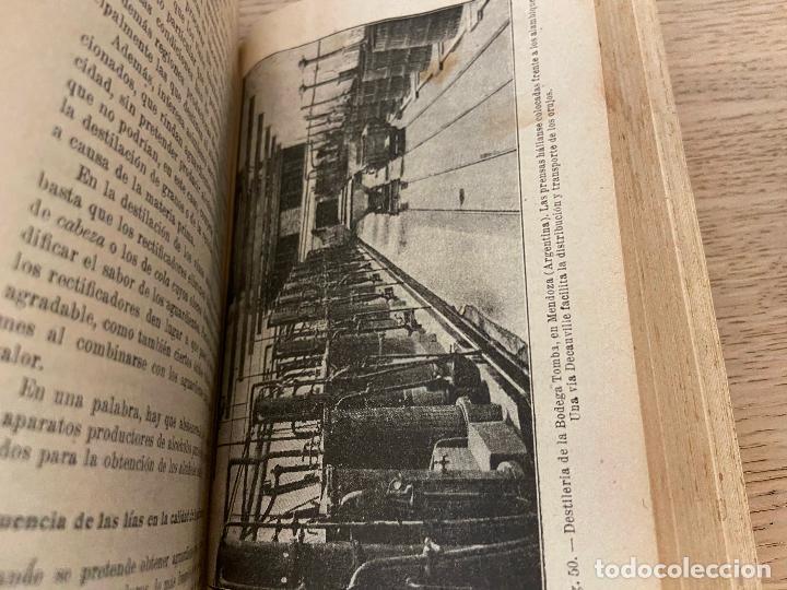 Libros antiguos: PACOTTET - GUITTONNEAU 1922 - AGUARDIENTES Y VINAGRES - - Foto 7 - 226442525