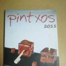 Libros antiguos: PINTXOS 2011. Lote 226626232