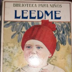 Libros antiguos: LEEDME. Lote 227068534
