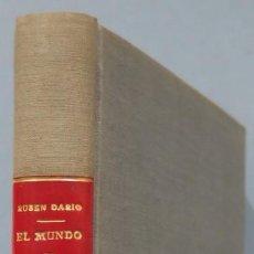 Libros antiguos: EL MUNDO DE LOS SUEÑOS. RUBÉN DARÍO. Lote 227269730