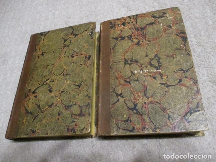 Libros antiguos: La civilización, revista religiosa, filosófica política y literaria de Barcelona tomos 1 y 2 1841-42 - Foto 2 - 227796770