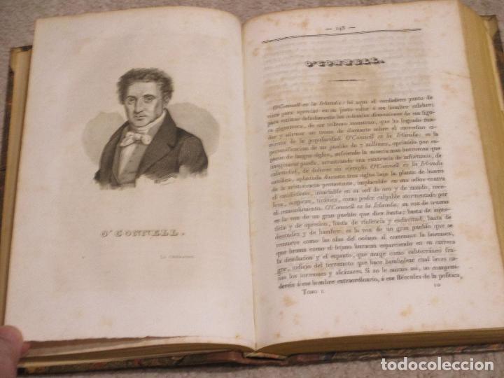 Libros antiguos: La civilización, revista religiosa, filosófica política y literaria de Barcelona tomos 1 y 2 1841-42 - Foto 4 - 227796770