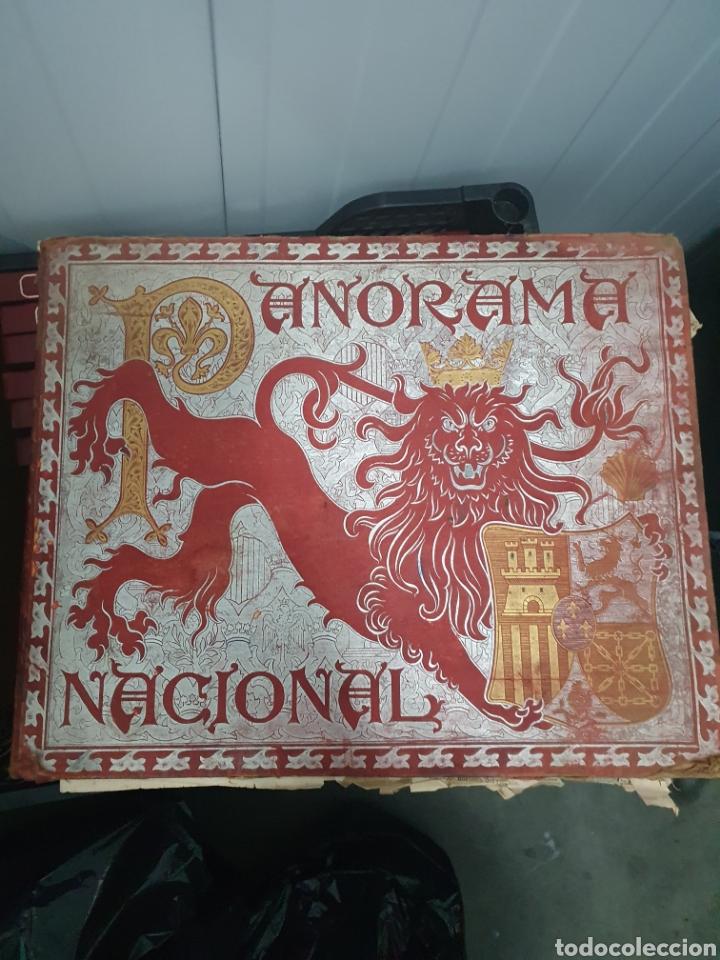 PANORAMA NACIONAL (Libros Antiguos, Raros y Curiosos - Historia - Otros)