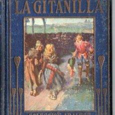 Libros antiguos: CERVANTES . LA GITANILLA (ARALUCE, C. 1930) ILUSTRADO POR SEGRELLES. Lote 228310175