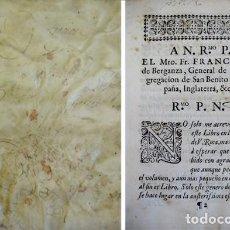 Libros antiguos: FEIJOO, BENITO JERÓNIMO. ILUSTRACIÓN APOLOGÉTICA. 1751.. Lote 228325906