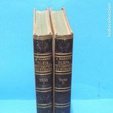 Libros antiguos: NUEVA MITOLOGÍA ILUSTRADA. DOCUMENTAL, ARTÍSTICA, LITERARIA. 2 VOL.- JEAN RICHEPIN. 1927. Lote 228413650