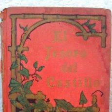 Libros antiguos: EL TESORO DEL CASTILLO DE N.S.M (PONS Y C EDITORES CATOLICOS). Lote 228724240