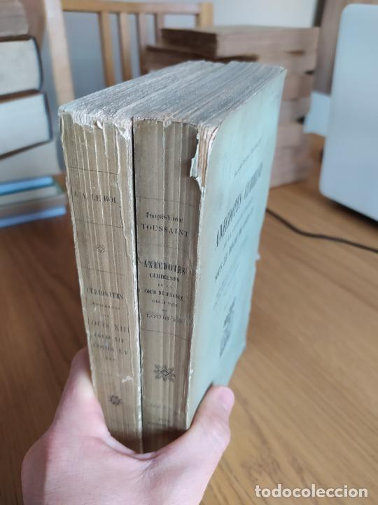 Libros antiguos: Curiosités historiques sur Louis XIII, Louis XIV, Louis XV. Anecdotes curieuses de la Cour de France - Foto 2 - 229010655