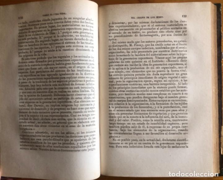 Libros antiguos: DIOS EN LA NATURALEZA- CAMILO FLAMMARION- MADRID 1878 - Foto 5 - 229192915