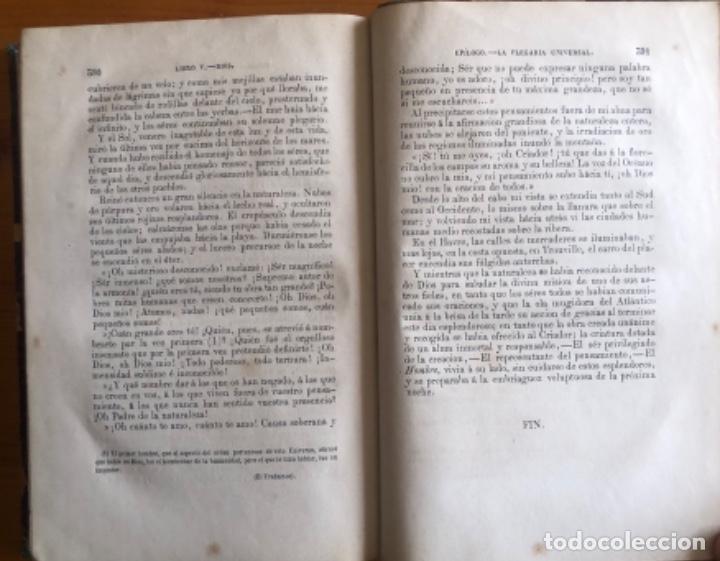 Libros antiguos: DIOS EN LA NATURALEZA- CAMILO FLAMMARION- MADRID 1878 - Foto 6 - 229192915