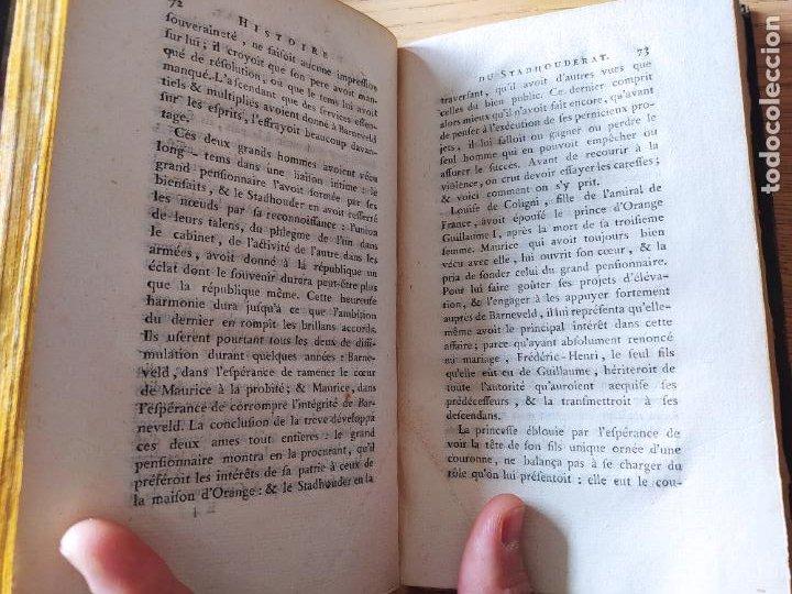 Libros antiguos: Oeuvres de M. LAbbe Raynal: Tome premiere, Publicado por J. L. Pellet, Geneve (1784) - Foto 9 - 229317690