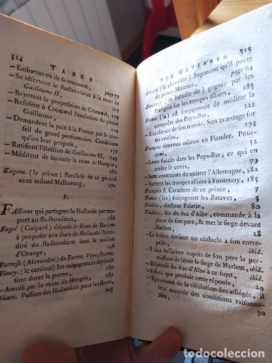 Libros antiguos: Oeuvres de M. LAbbe Raynal: Tome premiere, Publicado por J. L. Pellet, Geneve (1784) - Foto 22 - 229317690