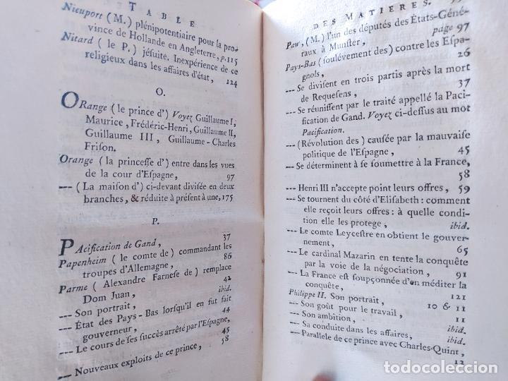 Libros antiguos: Oeuvres de M. LAbbe Raynal: Tome premiere, Publicado por J. L. Pellet, Geneve (1784) - Foto 30 - 229317690
