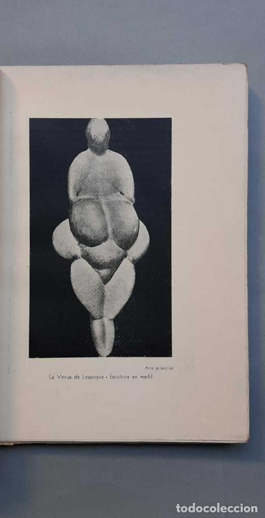 Libros antiguos: Arqueles Vela Historia Materialista del Arte 1936 Primera edición - Foto 4 - 229416355