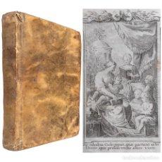 Livros antigos: 1839 - MARQUÉS DE CARACCIOLO: ULTIMA DESPEDIDA DE LA MARISCALA A SUS HIJOS - PERGAMINO, GRABADO. Lote 229662595
