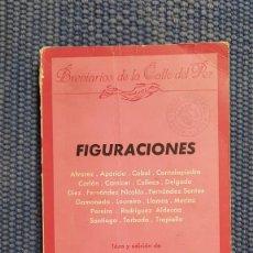 Libros antiguos: FIGURACIONES. Lote 229842460