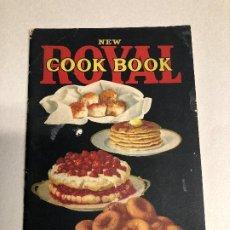 Libros antiguos: COOK BOOK NEW ROYAL. COPYRIGHT 1922. NEW YORK. USA. Lote 229918425