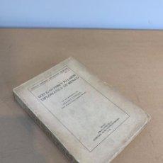 Libros antiguos: GENARO ESTRADA / DON JUAN PRIM Y SU LABOR DIPLOMATICA EN MEXICO. Lote 230020720