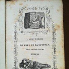 Livres anciens: LA MARQUESA DE BELLAFLOR. EL NIÑO DE LA INCLUSA. TOMO II. 1848. Lote 230029850