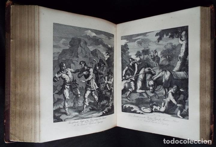 Libros antiguos: THE COMPLETE WORKS OF WILLIAM HOGARTH....., hacia 1870. JAMES HANNAY - Foto 6 - 230428715