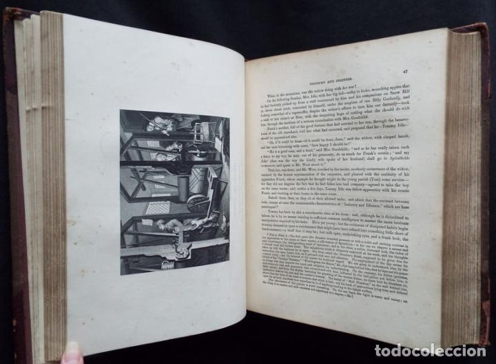 Libros antiguos: THE COMPLETE WORKS OF WILLIAM HOGARTH....., hacia 1870. JAMES HANNAY - Foto 7 - 230428715