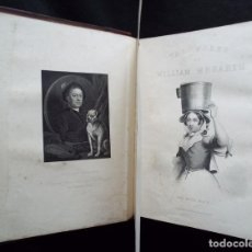 Libros antiguos: THE COMPLETE WORKS OF WILLIAM HOGARTH....., HACIA 1870. JAMES HANNAY. Lote 230428715