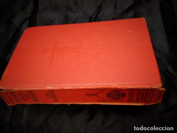 Libros antiguos: PETER PAN AND WENDY - J.M.BARRIE - 1925 - MABEL LUCIE ATTWELL - ENGLISH - RARE - EXCEPCIONAL - Foto 2 - 230574200