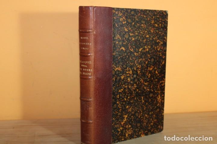 1899 / VELAZQUEZ FUERA DEL MUSEO DEL PRADO / MANUEL MESONERO ROMANOS (Libros Antiguos, Raros y Curiosos - Bellas artes, ocio y coleccionismo - Otros)