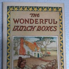 Libros antiguos: COOK BOOK. THE WONDERFUL BOXES. ED 1927. Lote 231261540