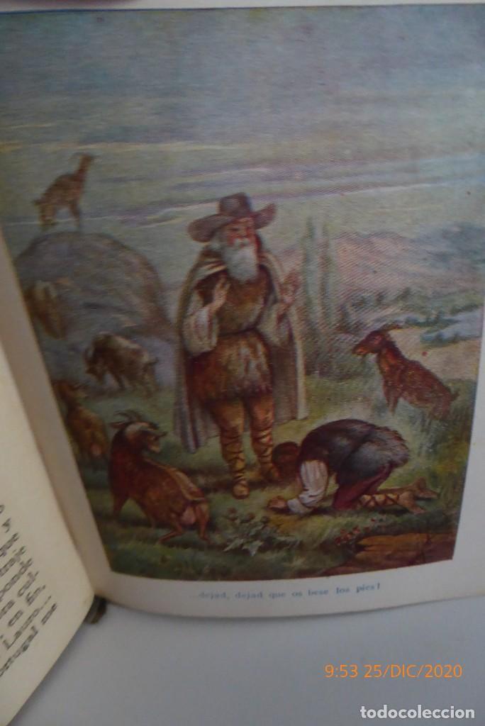 Libros antiguos: HISTORIAS DE TIRSO DE MOLINA RELATADAS A LOS NIÑOS - TERCERA EDICION 1942 - Foto 2 - 231730005