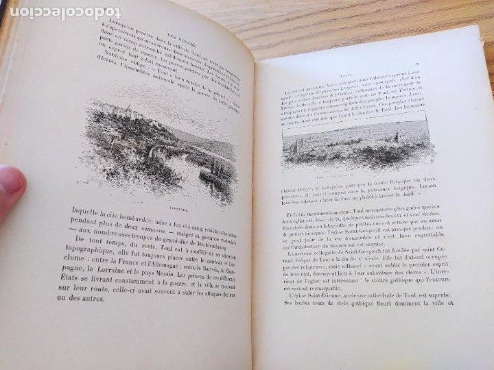 Libros antiguos: Les Vosges, Texte et Dessins G. Fraipont, ed. H. Laurens. 1897.Very rare in this condition. - Foto 20 - 231812060