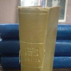 Libri antichi: 1895 - JOSE MARIA DE PEREDA - PEÑAS ARRIBA - PRIMERA EDICION. Lote 231860850