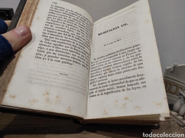 Libros antiguos: 1841. FISIOLOGIA DEL MATRIMONIO, M. DE BALZAC. BARCELONA. IMPRENTA OLIVERES 328pag - Foto 4 - 231905380
