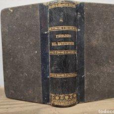 Libros antiguos: 1841. FISIOLOGIA DEL MATRIMONIO, M. DE BALZAC. BARCELONA. IMPRENTA OLIVERES 328PAG. Lote 231905380