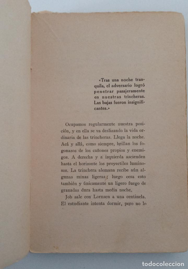Libros antiguos: CUATRO DE INFANTERÍA. ERNST JOHANNSEN. 1929. W - Foto 4 - 231967990
